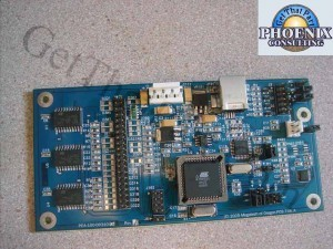Microboards DX-2 DX2 DSCDV-1000-04 Main Controller Board Assembly