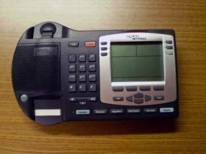 Nortel NTDU92 i2004 Business Lcd Display 6/12 Ip Phone