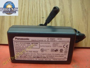 Panasonic Genuine Oem Toughbook Laptop Power Supply CF-AA1639