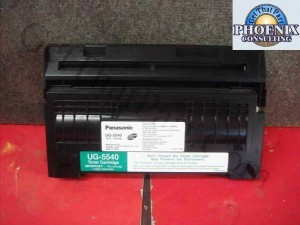 Panasonic UG-5540 UG5540 UF-8000 7000 9000 Oem Toner Cartridge