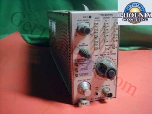 Tektronix 7B71 Delaying Time Base Timebase Plug-In