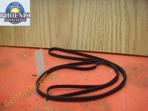 Varitronics Fuji XL3000 Poster Printer Carriage Drive Belt 1688-2GT