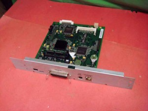 Xerox Phaser 4400 160K86243 Image Processor Main Board