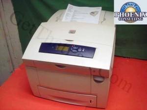 Xerox 8550 8550DP Fast Duplex Network Solid Ink Color Printer