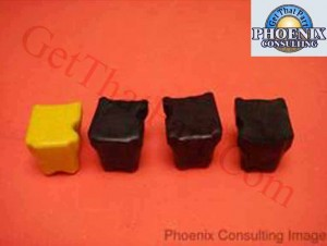 Xerox Phaser 8560 8560MFP 016-2139-00 OEM Solid Ink Rainbow Set of 4