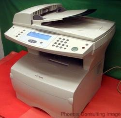 Lexmark 16L0119 X422 USB Multifunction MFC Fax Printer