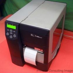 Zebra Z4M PLUS Z4M00-2001-0000 Barcode Label Printer