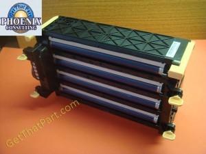 xerox workcentre 6505 mfp cmyk imaging unit drum set of 4 676k605360. Black Bedroom Furniture Sets. Home Design Ideas